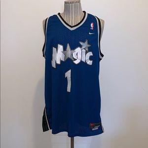 Tracy Mcgrady Orlando magic vintage Jersey